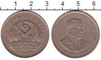 Изображение Монеты Маврикий 5 рупий 1992 Медно-никель XF-