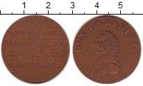 Изображение Монеты Великобритания 1/2 пенни 1794 Медь XF-