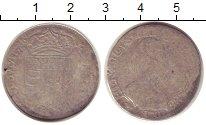 Изображение Монеты Нидерланды 1 тестон 1574 Серебро VF Испанские Нидерланды