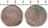 Изображение Монеты Франция 1 тестон 1575 Серебро VF Генрих III