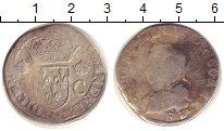 Изображение Монеты Франция 1 тестон 0 Серебро VF