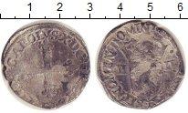 Изображение Монеты Франция 1 тестон 1591 Серебро VF