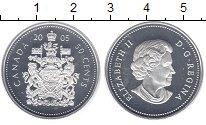 Изображение Монеты Канада 50 центов 2005 Серебро Proof-