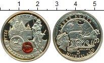 Изображение Монеты Ниуэ 5 долларов 2009 Золото Proof