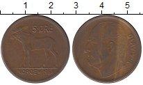Изображение Дешевые монеты Норвегия 5 эре 1964 Медь VF