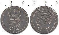 Изображение Дешевые монеты Швеция 1 крона 1973 Медно-никель XF