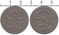 Изображение Дешевые монеты Кения 1 шиллинг 1975 Медно-никель XF-