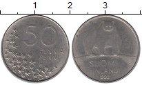 Изображение Дешевые монеты Финляндия 50 пенни 1992 Медно-никель XF-