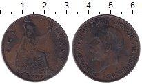 Изображение Дешевые монеты Великобритания 1 пенни 1936 Медь VF