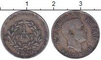 Изображение Монеты Саравак 1 цент 1920 Медно-никель XF