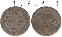 Изображение Монеты Анхальт-Бернбург 1/12 талера 1799 Серебро XF+