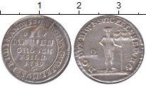 Изображение Монеты Брауншвайг-Вольфенбюттель 2 гроша 1789 Серебро XF Карл Вильгельм Ферди