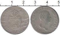 Изображение Монеты Гессен-Дармштадт 10 крейцеров 1808 Серебро XF