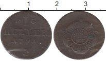 Изображение Монеты Липпе-Детмольд 1 пфенниг 1791 Медь XF