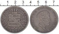 Изображение Монеты Саксония 1 талер 1832 Серебро XF-