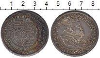 Изображение Монеты Австрия 1 талер 1612 Серебро XF Рудольф II