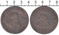 Изображение Монеты Саксония 1 талер 1540 Серебро XF-