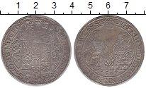 Изображение Монеты Саксония 1 талер 1589 Серебро XF-