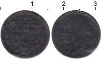 Изображение Монеты Великобритания 1/3 фартинга 1866 Медь VF