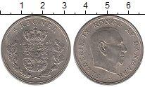 Изображение Монеты Дания 5 крон 1961 Медно-никель XF