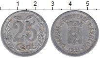 Изображение Монеты Франция 25 сентим 1921 Алюминий VF