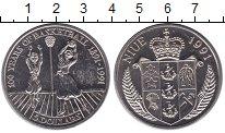 Изображение Монеты Новая Зеландия Ниуэ 5 долларов 1991 Медно-никель UNC-