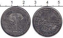 Изображение Монеты Бенин 1500 франков 2005 Медно-никель UNC-