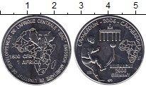Изображение Монеты Камерун 1500 франков 2006 Медно-никель UNC-