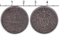 Изображение Монеты Германия 1 марка 1901 Серебро XF