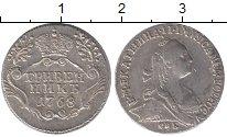 Изображение Монеты Верден 1 гривенник 1768 Серебро XF