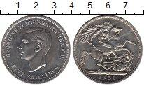 Изображение Монеты Великобритания 5 шиллингов 1951 Медно-никель UNC-