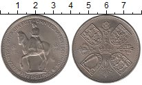 Изображение Монеты Великобритания 5 шиллингов 1953 Медно-никель UNC-