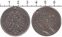 Изображение Монеты Германия Бранденбург-Ансбах 1/2 гульдена 1573 Серебро F