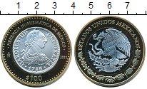 Изображение Монеты Мексика 100 песо 2011 Серебро Proof