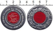 Изображение Монеты Виргинские острова 10 долларов 2012 Серебро Proof