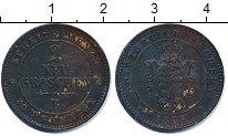 Изображение Монеты Германия Саксония 2 гроша 1865 Серебро VF