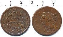 Изображение Монеты США 1 цент 1889 Медь VF