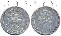 Изображение Монеты Саксония 1 талер 1871 Серебро XF