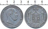 Изображение Монеты Липпе-Детмольд 1 талер 1860 Серебро XF