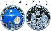 Изображение Монеты Палау 5 долларов 1994 Серебро Proof