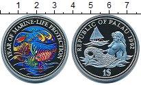 Изображение Монеты Палау 1 доллар 1992 Медно-никель Proof