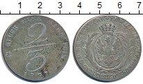 Изображение Монеты Пруссия 2/3 талера 1797 Серебро XF