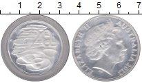 Изображение Монеты Австралия 20 центов 2013 Серебро Proof