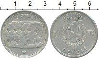 Изображение Монеты Бельгия 100 франков 1951 Серебро XF