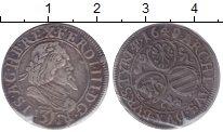 Изображение Монеты Австрия 3 крейцера 1649 Серебро VF Фердинанд III