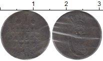 Изображение Монеты Дания 1 скиллинг 1779 Серебро VF Кристиан VII