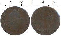 Изображение Монеты Франция жетон 1670 Медь XF