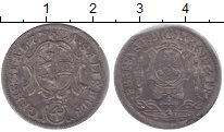 Изображение Монеты Зальцбург 4 крейцера 1721 Серебро XF