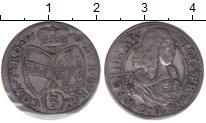 Изображение Монеты Австрия 3 крейцера 1663 Серебро XF-