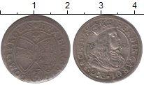 Изображение Монеты Австрия 3 крейцера 1662 Серебро XF